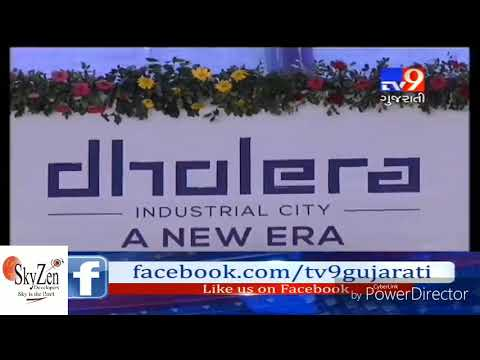 World's Biggest Solar Park Inauguration Moment News In India's First Industrial Smart City Dholera S