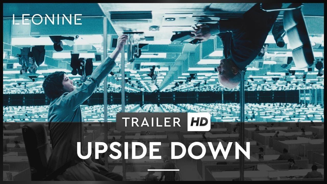 UPSIDE DOWN | Trailer | Deutsch