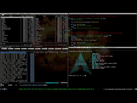 Install Arch Linux With Wifi! No Direct Internet Connection Needed! Arch  Way Is The Best Way Always!