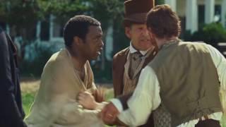 12 лет рабства очень трогательный момент / Full HD