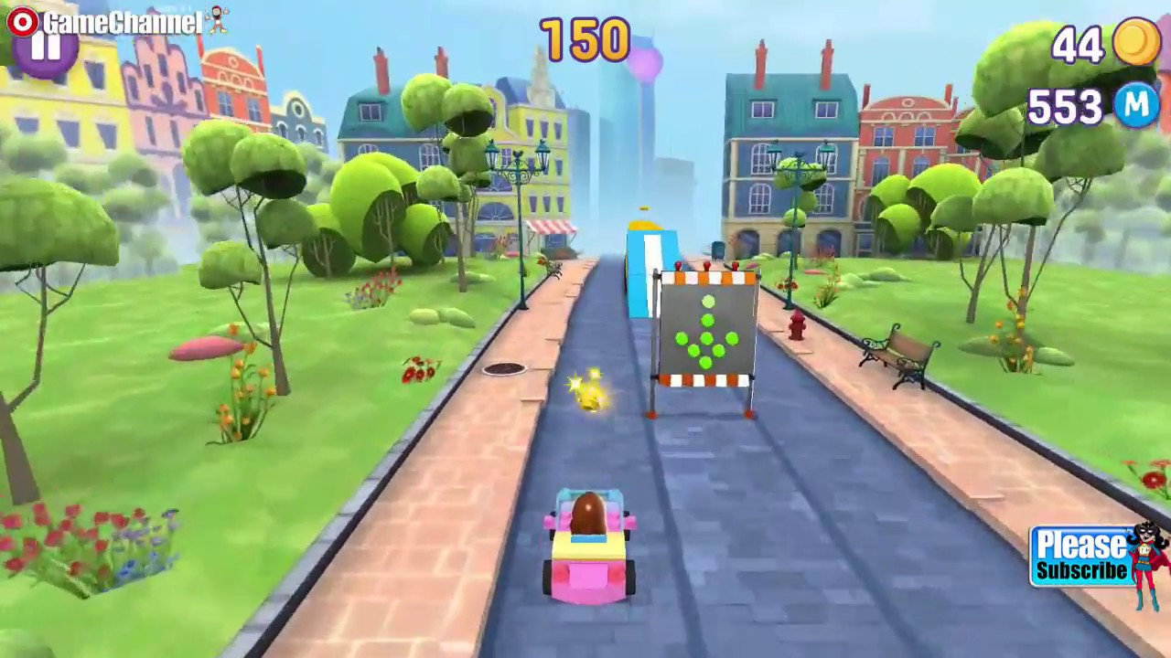 Lego Friends Heartlake Rush Lego Drive Racer Android Gameplay