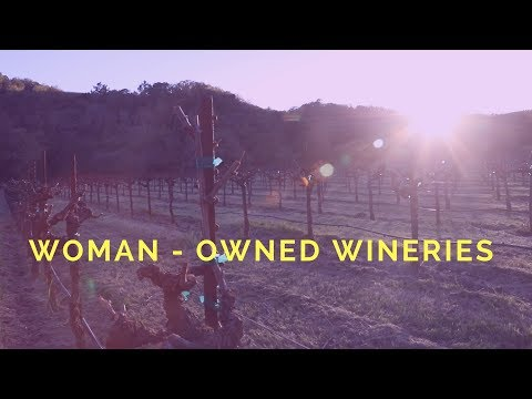 Woman-Owned Wineries 🍷 Support Our Campaign Today!