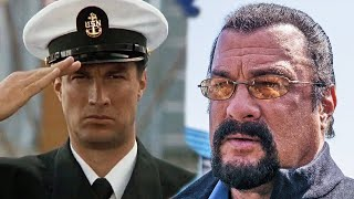 The Life and Sad Ending of Steven Seagal