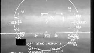 Auto-GCAS Saves Unconscious F-16 Pilot—Declassified USAF Footage