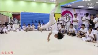 Luyện tập kungfu - Long quyền tiểu tử