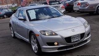 2005 Mazda RX8 Zoom ZoomTest Drive Rev Up Exhaust