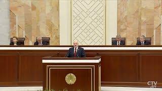 Лукашенко: Идиоты только так говорят! Завтра жить в Беларуси некому будет при такой тенденции!