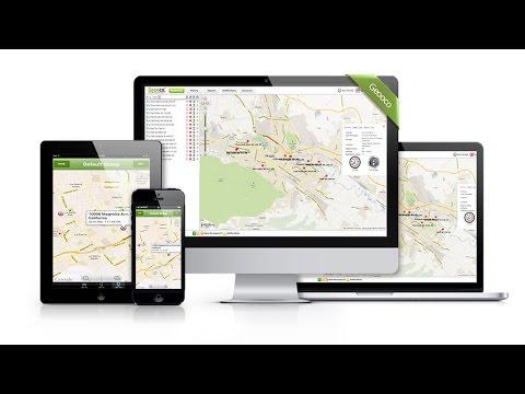 Geooco.™ GPS Tracking Software
