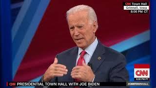 Joe Biden- National Security