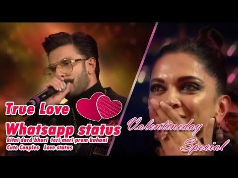 Kitni Dard Bhari Teri Meri Prem Kahani 😍 New Whatsapp Status Video 💖  Cute Couples 💕  Love Status