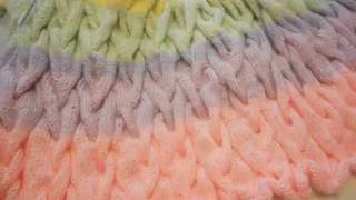 Кардиган Лало единым полотном. Вязание спицами.Косы. Часть 1.