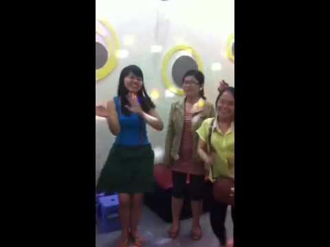 Karaoke at Cam Ranh