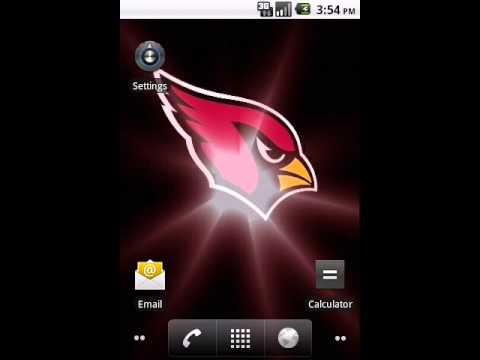 Arizona Cardinals Live wallpaper by