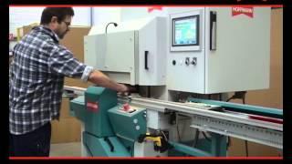 Hoffmann Machine Company, Ms40sf Double Miter Saw