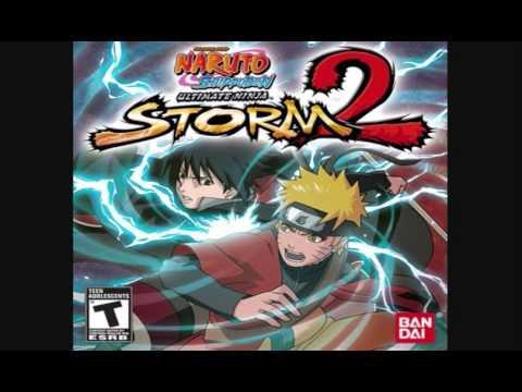 Naruto Shippuden: Ultimate Ninja Storm 2- The Calm Before the Storm (Menu/Character Select Music)