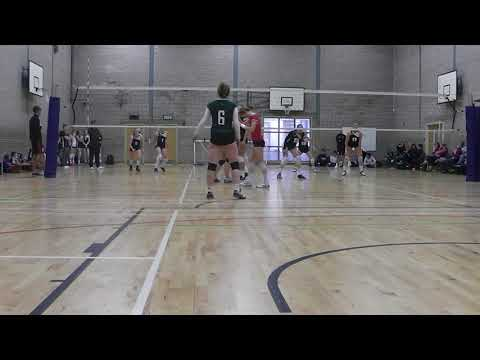 EUVC vs City of Edinburgh (Set 1)