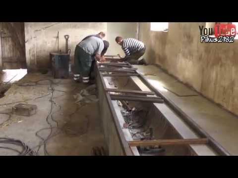 [HD] Budowa silosu zbożowego