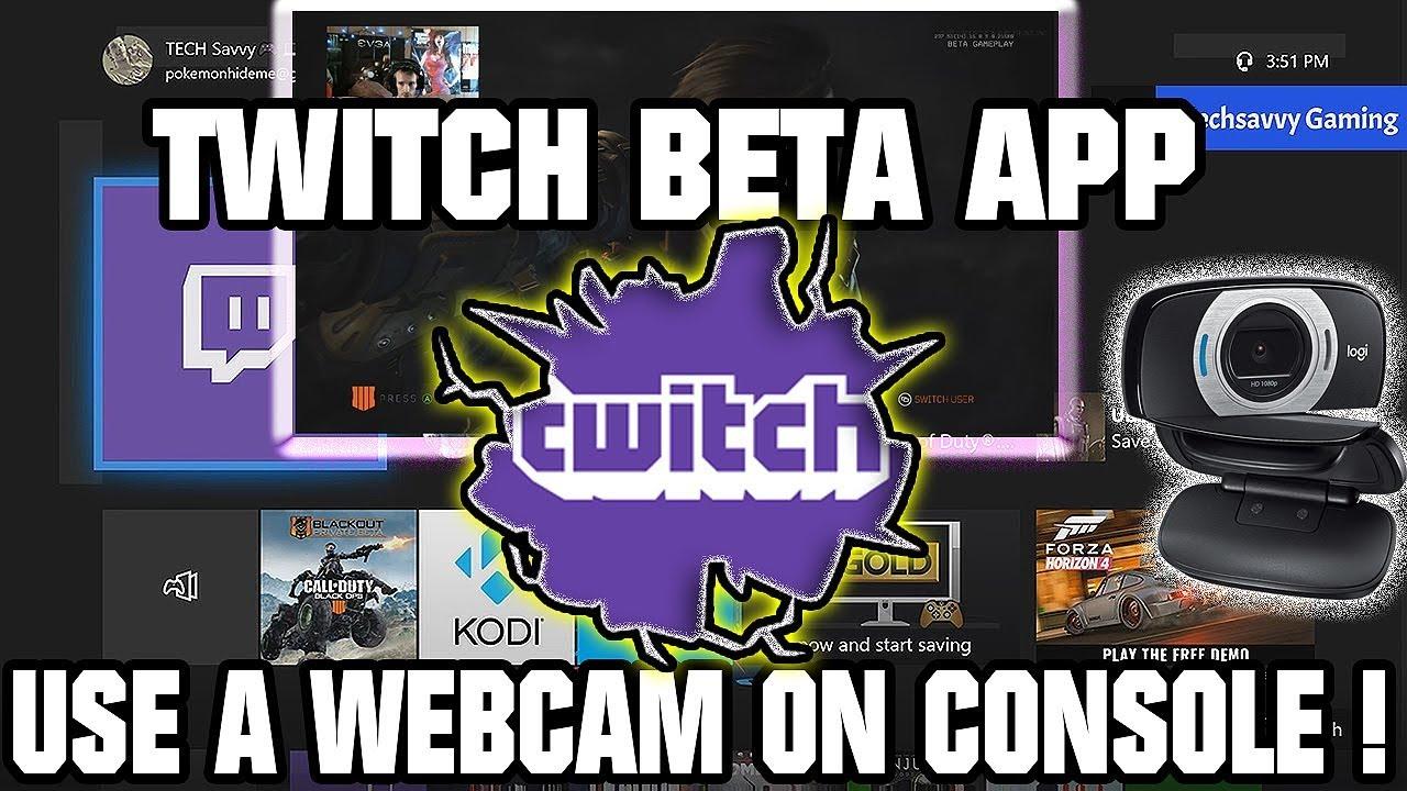 Twitch Beta