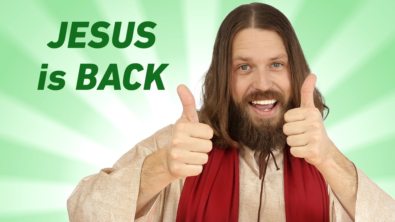 jesus is back on fiverr thank you special message to