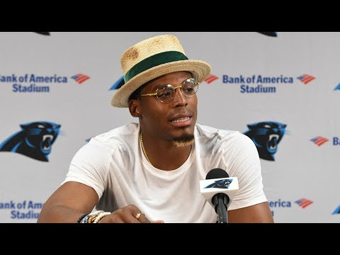 Cam Newton: I can