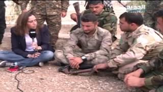 الجديد تلتقي مقاتلين في نينوى – يمنه فواز   7-6-2015