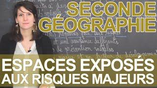 Les espaces exposés aux risques majeurs - Histoire-Géographie - Seconde - Les Bons Profs