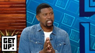 Jalen Rose: Braylon Edwards took passion for Michigan football and made it personal | Get Up! |ESPN