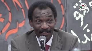 الجزء الثاني من ندوة الاستاذ صلاح شعيب عن تحديات المرحلة الانتقالية في السودان
