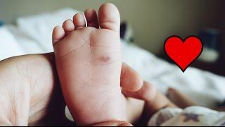 BABY HEART BIRTHMARK!!