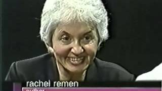 Charlie Rose Interview with Rachel Naomi Remen June 2001