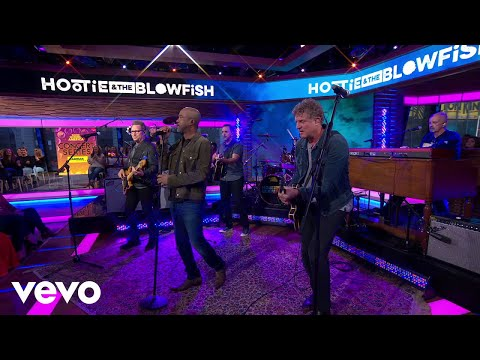 Hootie & The Blowfish - Hold On (Live From Good Morning America)