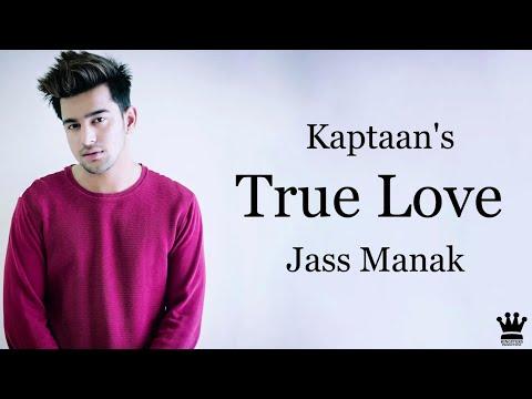 True Love - Jass Manak Lyrical Video