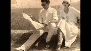 """Beautiful tango:""""ROSANNA""""- Władysław Arski 1948! (1/2)"""