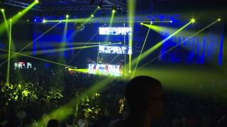 PACO OSUNA@Green Love, Novi Sad, 16th May 2015