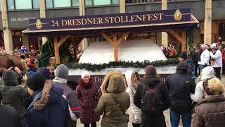 24. Dresdner Stollenfest