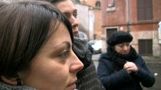 Mysterious Rome: the old Rione Monti (subtitled)