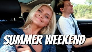 summer weekend in cape cod: day 1