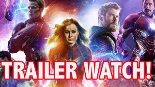 Avengers 4 Trailer Update - Reported For Friday
