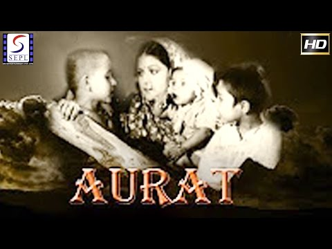 Aurat l Black & White Full Movie l Yakub, Surendra l 1940 l HD