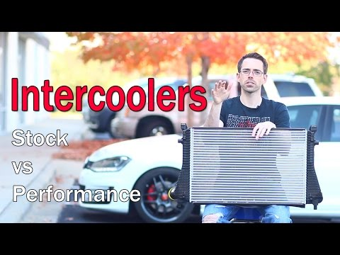 How Intercoolers Work and Why you Would Upgrade