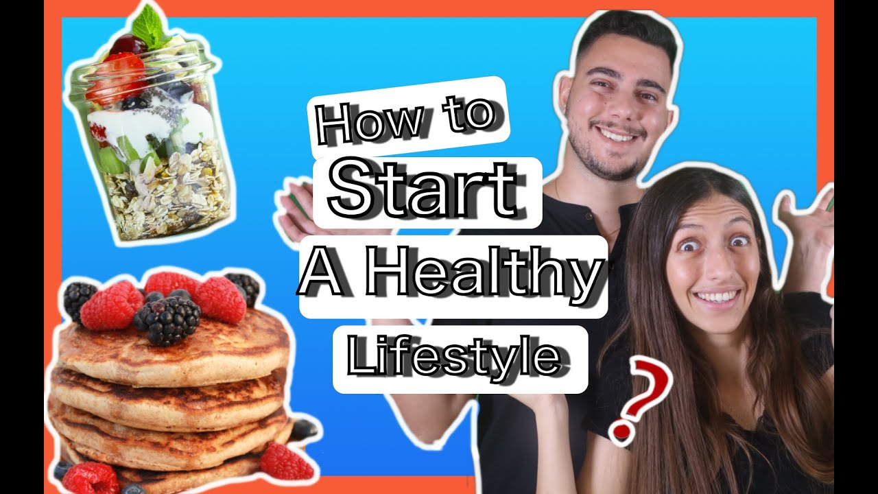 How to live a healthy lifestyle -for beginners- 5 tips🔥