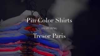 Pin Collar Shirts and Tresor Paris. Thumbnail