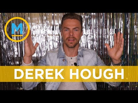 Confessions of a Dance Star with Derek Hough  Your Morning