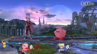 Kirby Angle F-Smash