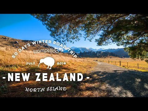 New Zealand south island 2016