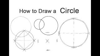 How to Draw a Circle (Four Different Methods)