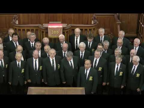 Silver Birch.   Llandovery Male Voice Choir.  August 2019