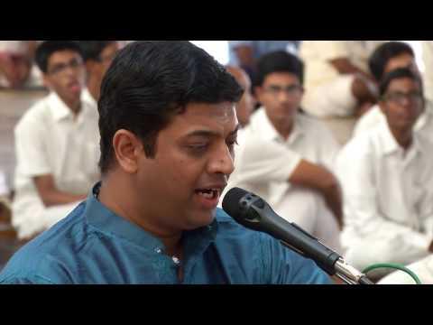 Music concert by Sriram Parthasarathy at Prasanthi Nilayam, Puttaparthi - 17 Feb 2017