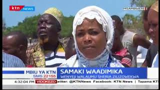 Wenyeji wa Pwani walalamikia ukosefu wa samaki