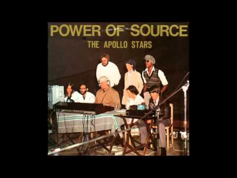The Power Of Source by The Apollo Stars 1974 Full LP
